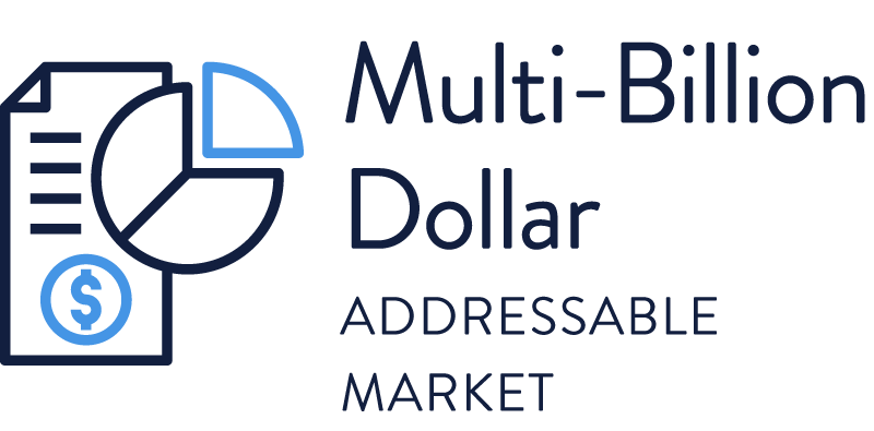 Multi-Billion Addressable Market