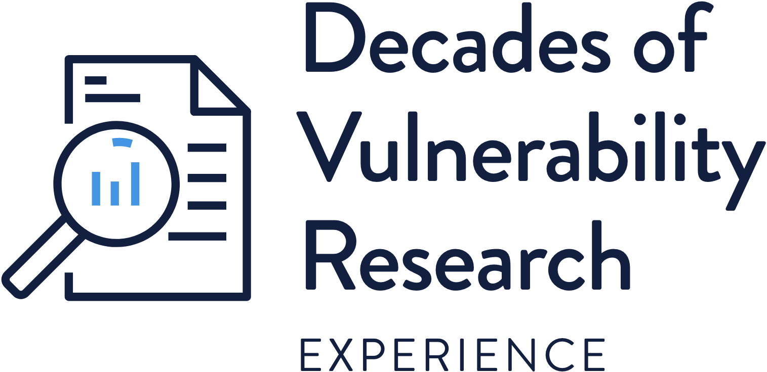 Decades of vulnerability research